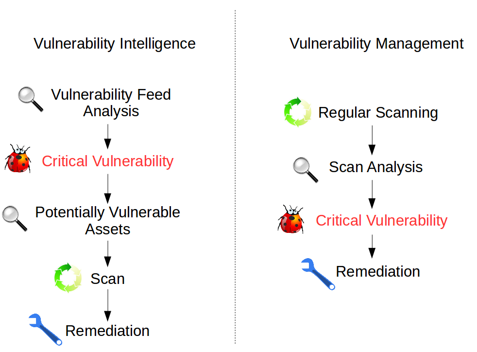 Vulnerability Intelligence and Vulnerability Management