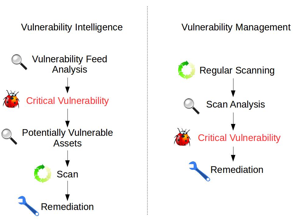 Vulnerability Intelligence and Vulnerability Management