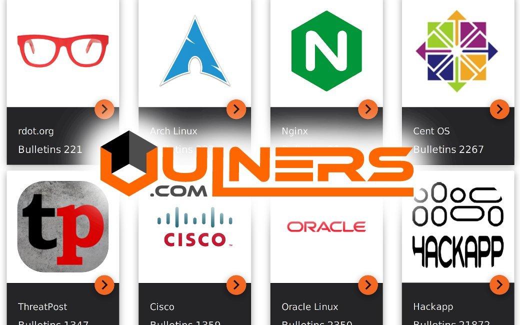 vulners.com logo