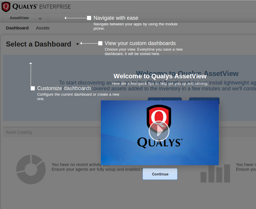 Qualys helper