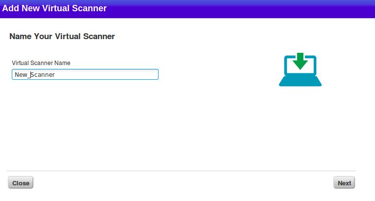 Qualys new scanner