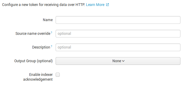Export anything to Splunk with HTTP Event Collector | Alexander V