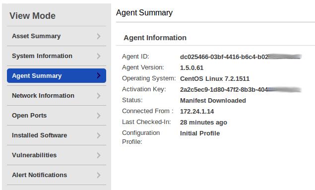 Linux Agent Summary