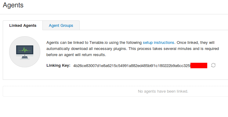 Nessus Agents in Tenable.io VM