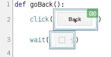 SikuliX script function