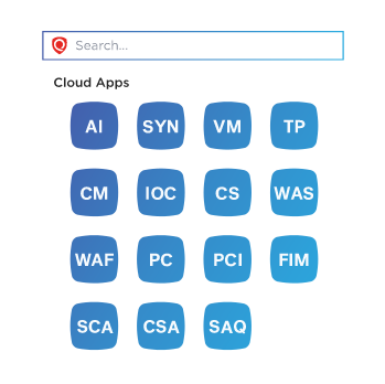 Qualys cloud apps