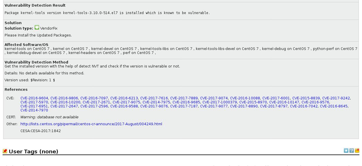 Vulner description part2