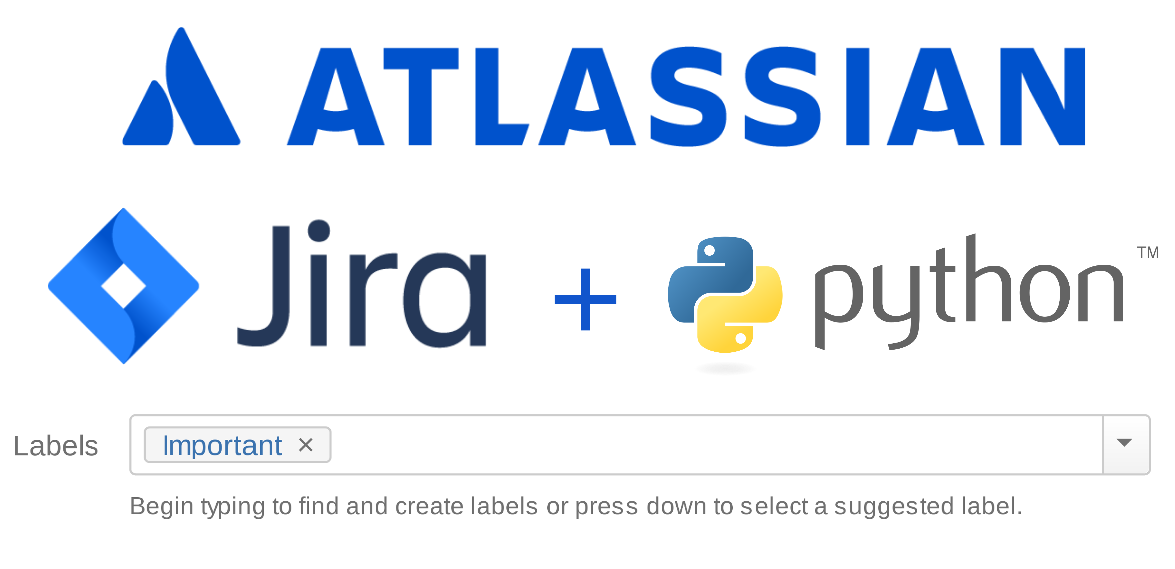 Jira Labels and Python
