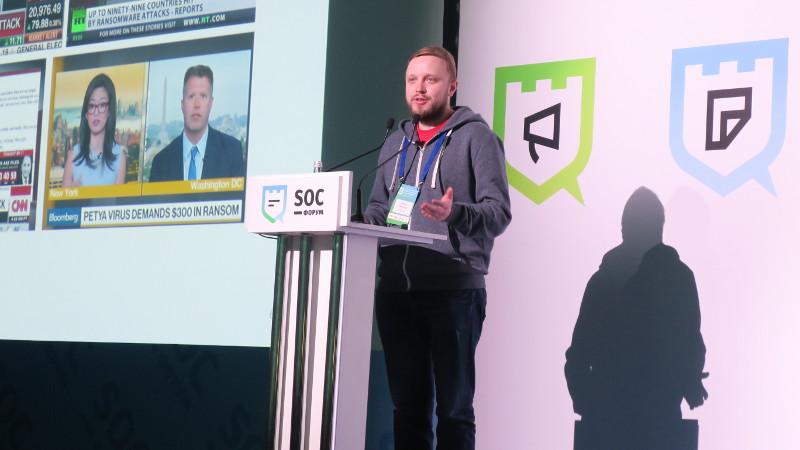 SOC Forum 2017 Alexander Leonov