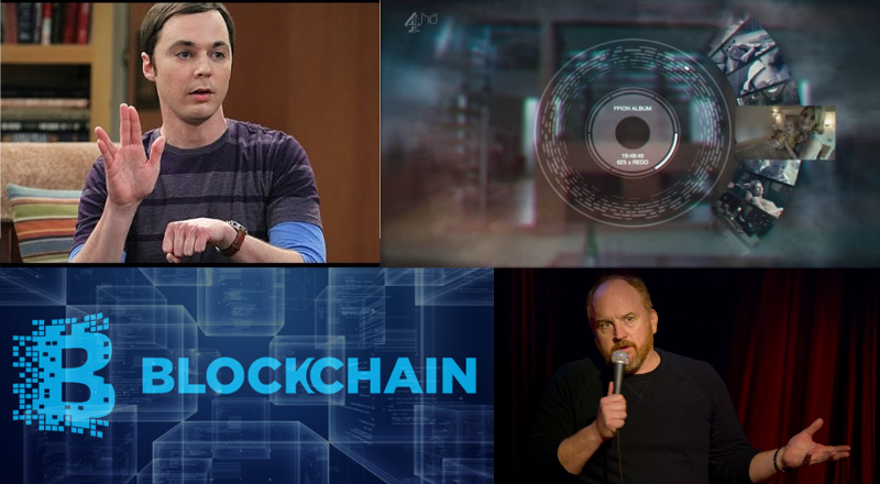 Harassment scandals, Sheldon Cooper, Black Mirror and blockchain