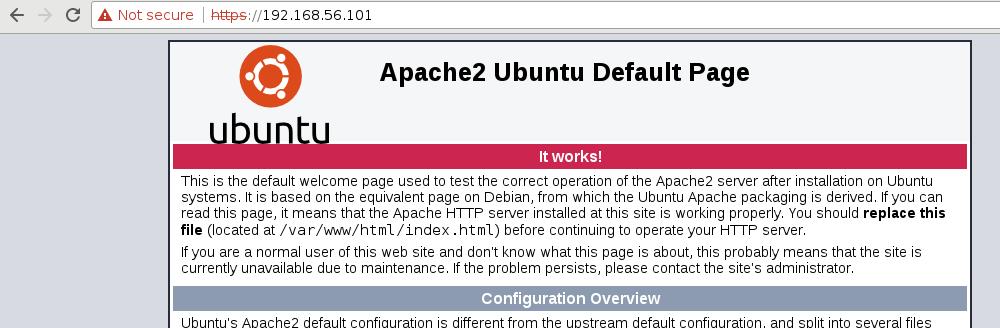 Ubuntu https