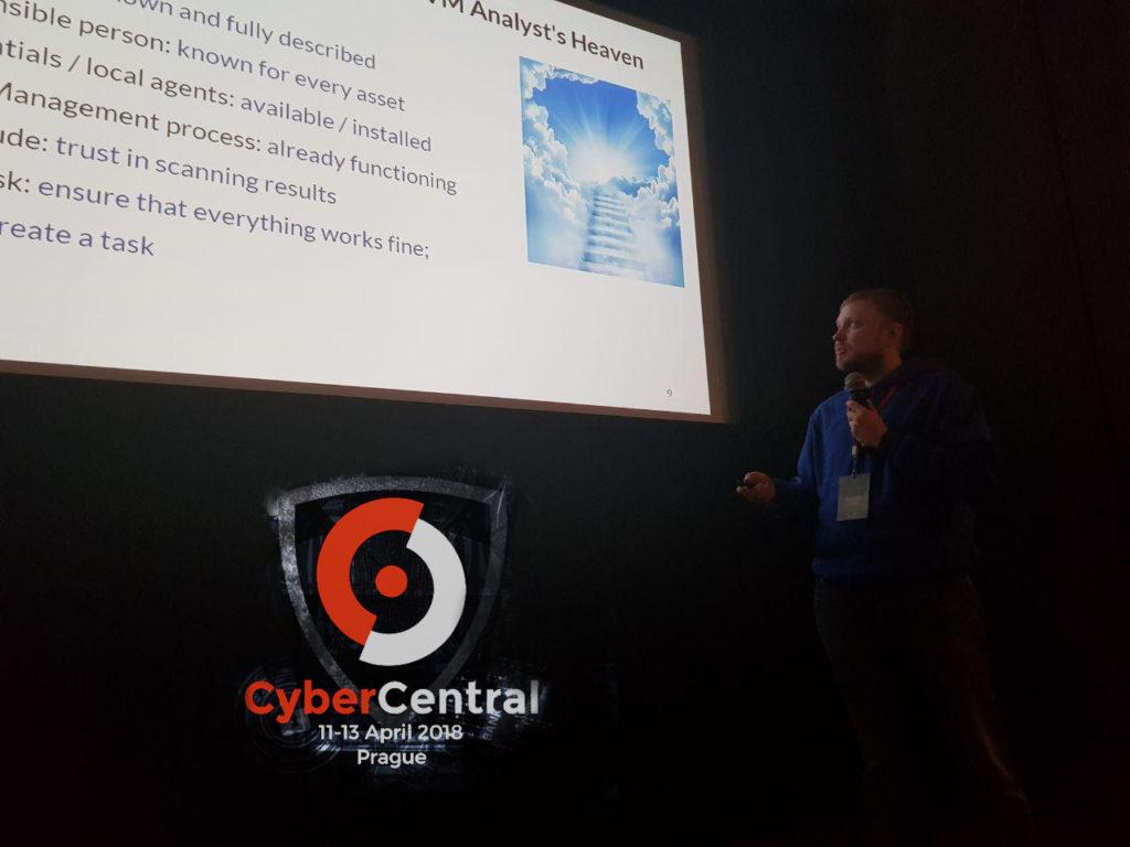 CyberCentral2018 my presentation