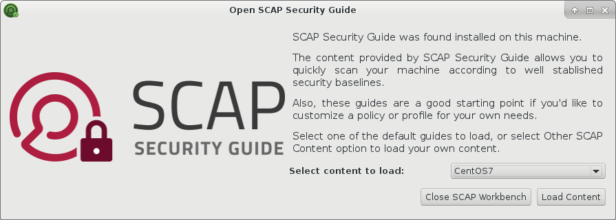 Assessing Linux Security Configurations with SCAP Workbench