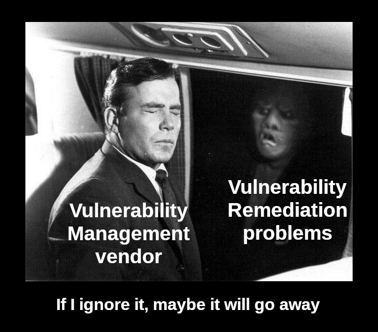 Vulnerability Management vendors and Vulnerability Remediation