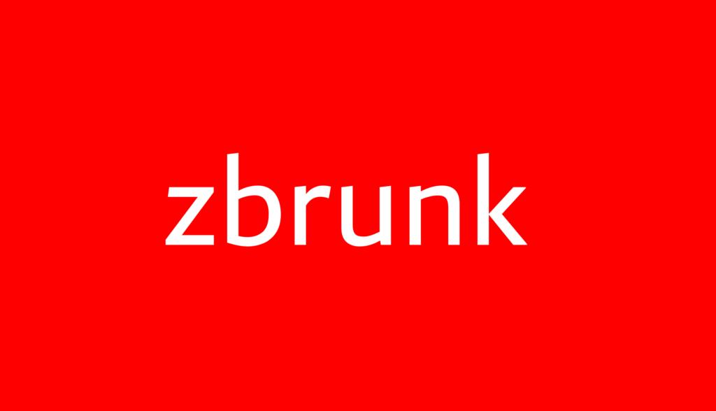 Zbrunk logo