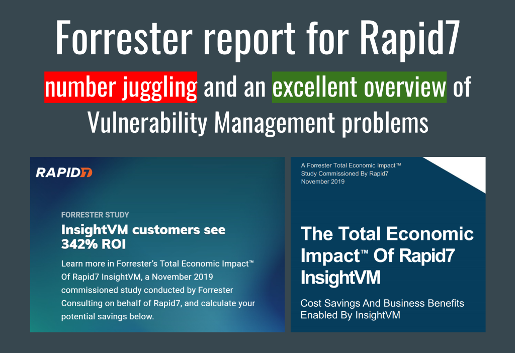 Forrester report for Rapid7